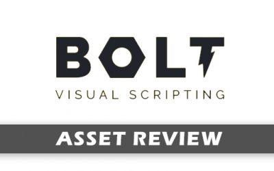 Review : Bolt Visual Scripting